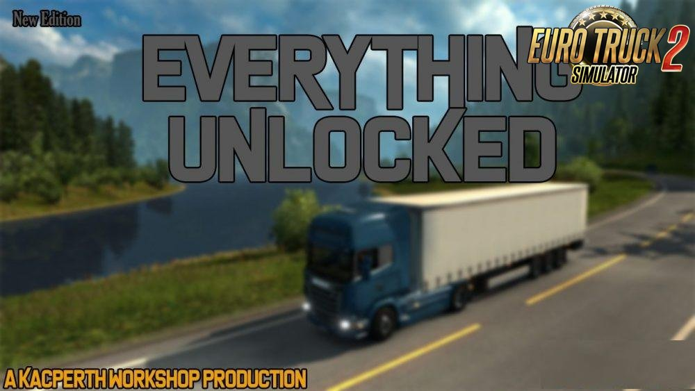 Everything Unlocked v1.13 (1.30.x)