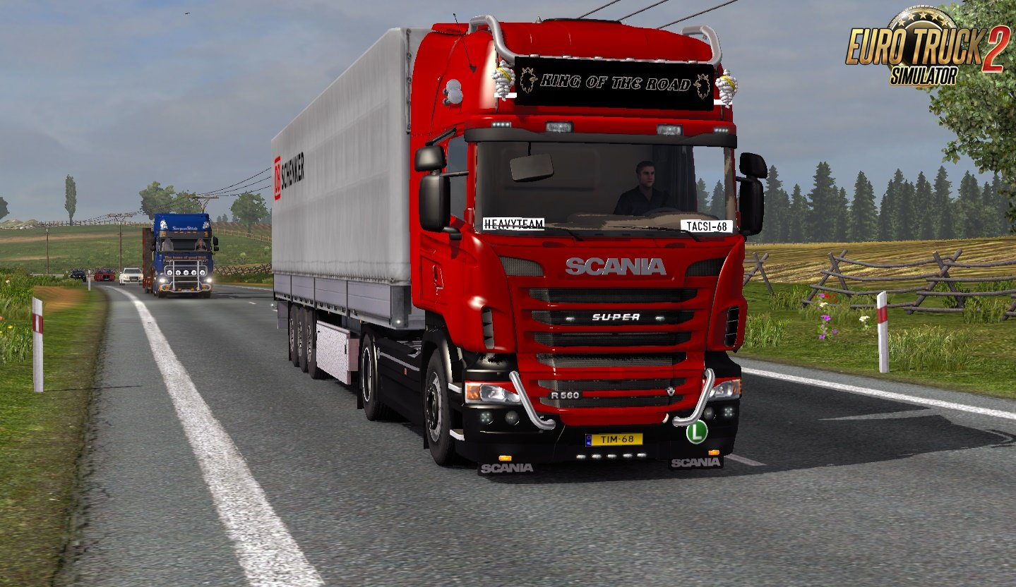 Scania L6 Open Pipe Sound v1.1 [1.30.x]