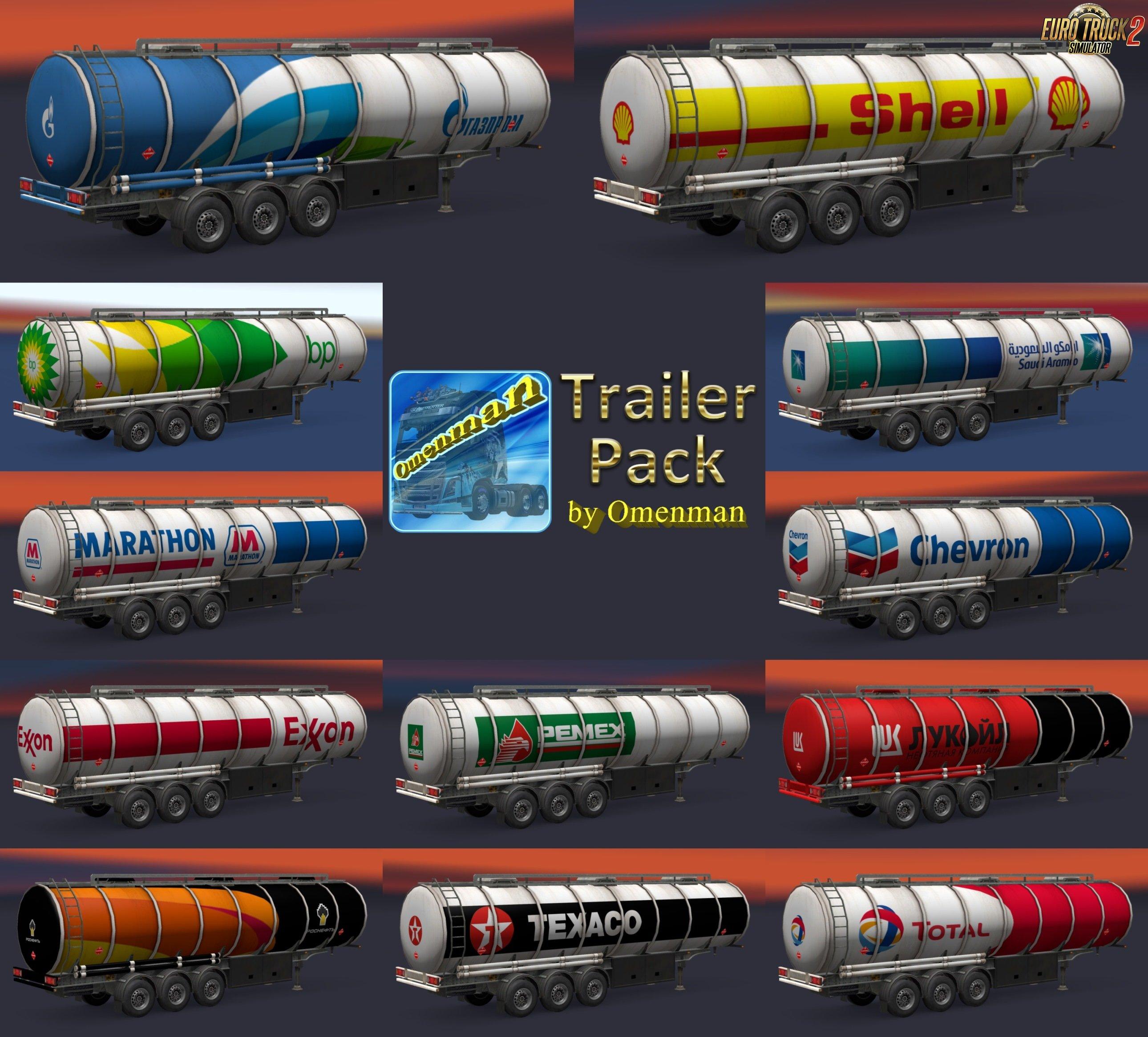 Trailer Pack v.1.15.00 by Omenman