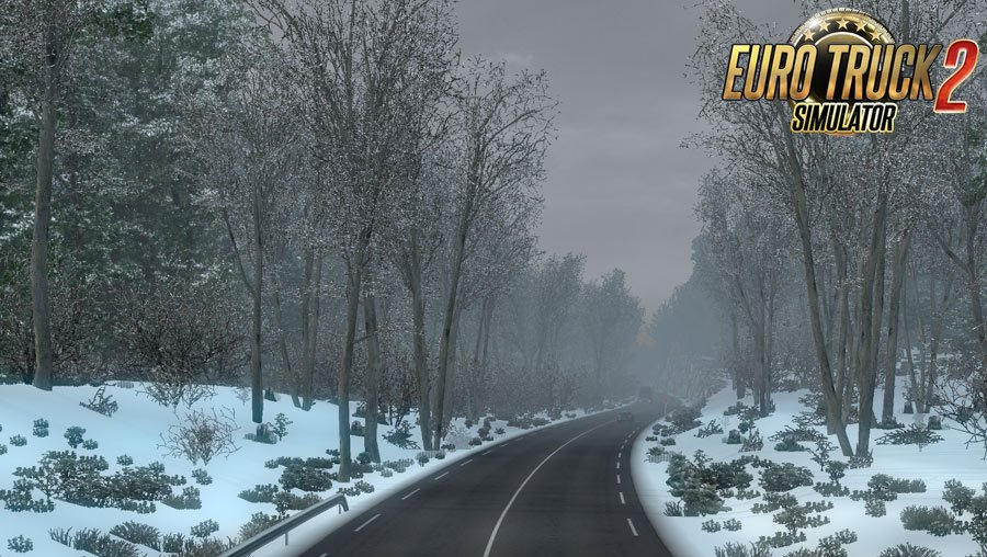 Frosty Winter Weather Mod v6.7 by Grimes