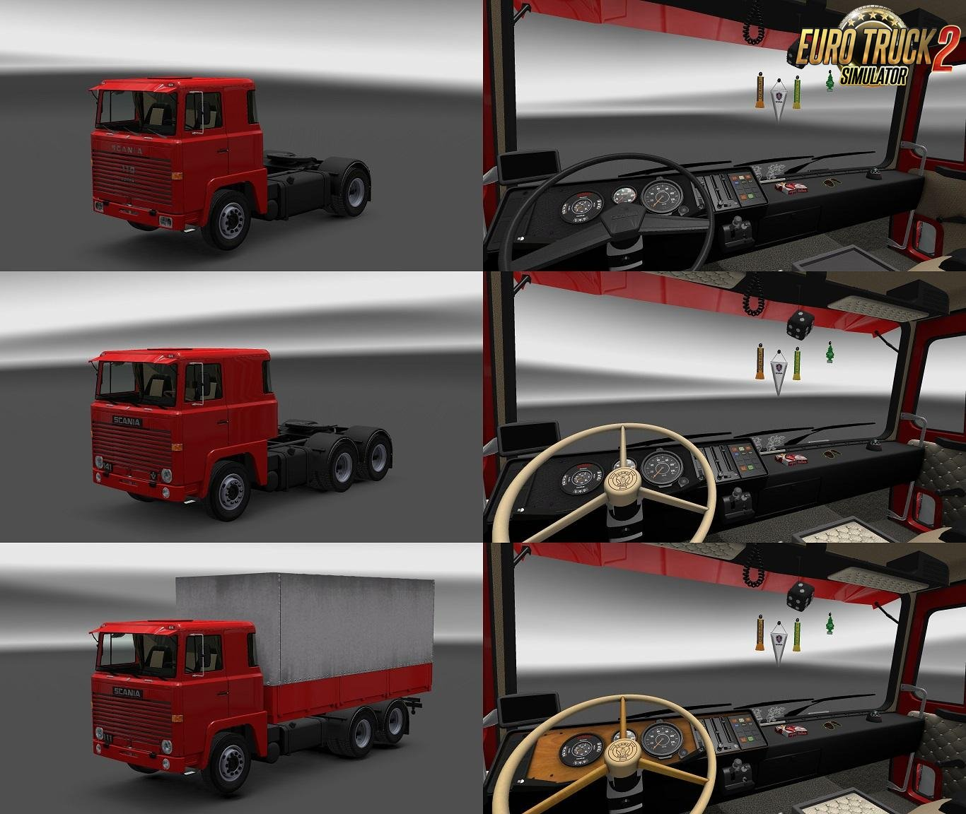 SCANIA I Serie Fix and Mix [1.31.x]