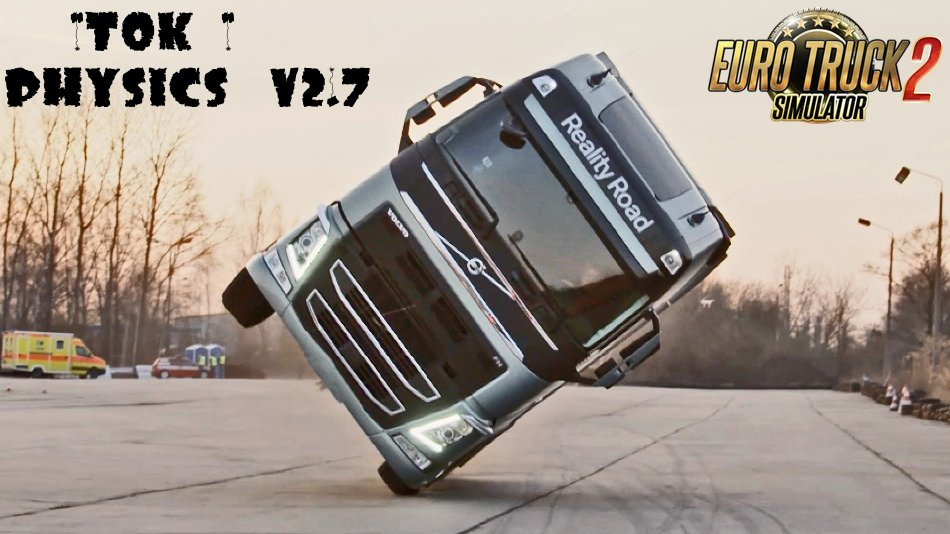 Physics of the Truck v2.7 by `Tok` [1.31.x]