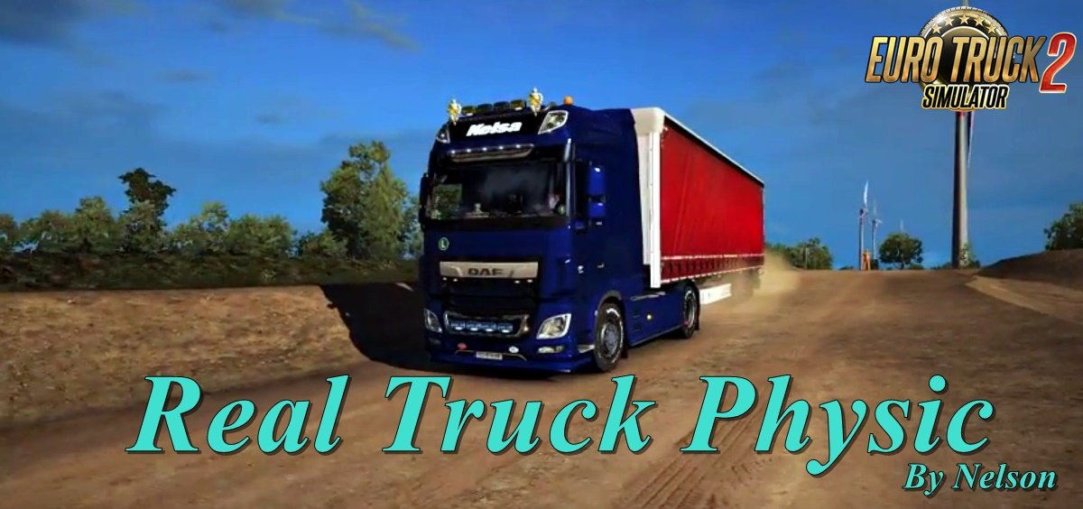 Real Truck Physic v1.0 by Nelson
