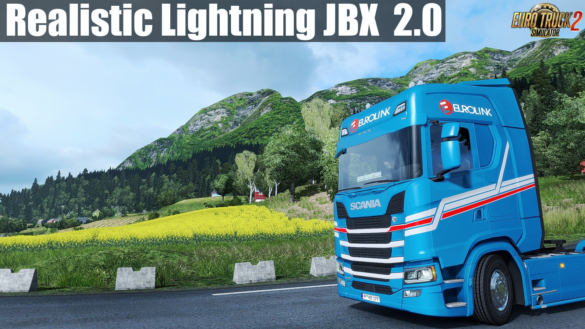 Realistic Lighting 2 JBX - Preset v2.0 (Reshade and SweetFX) (1.31.x)