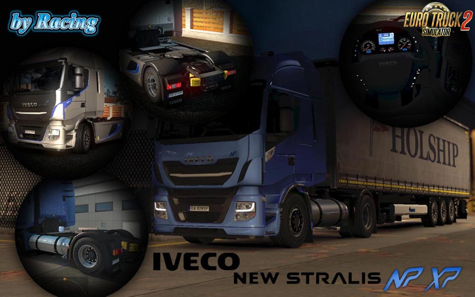 Iveco Stralis XP & NP v1.3 by Racing [1.31.x]