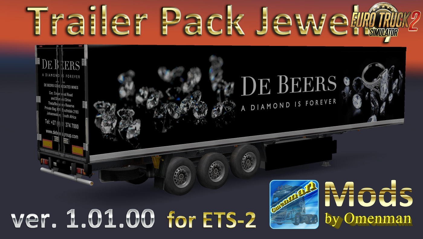 Trailer Pack Jewelry v.1.01.00 by Omenman