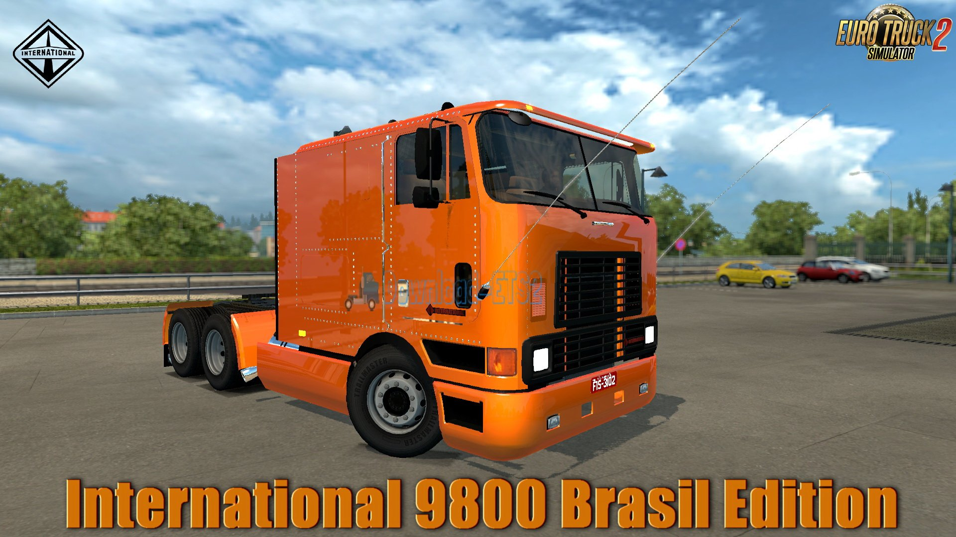 International 9800 Brasil Edition v1.0 (1.31.x)