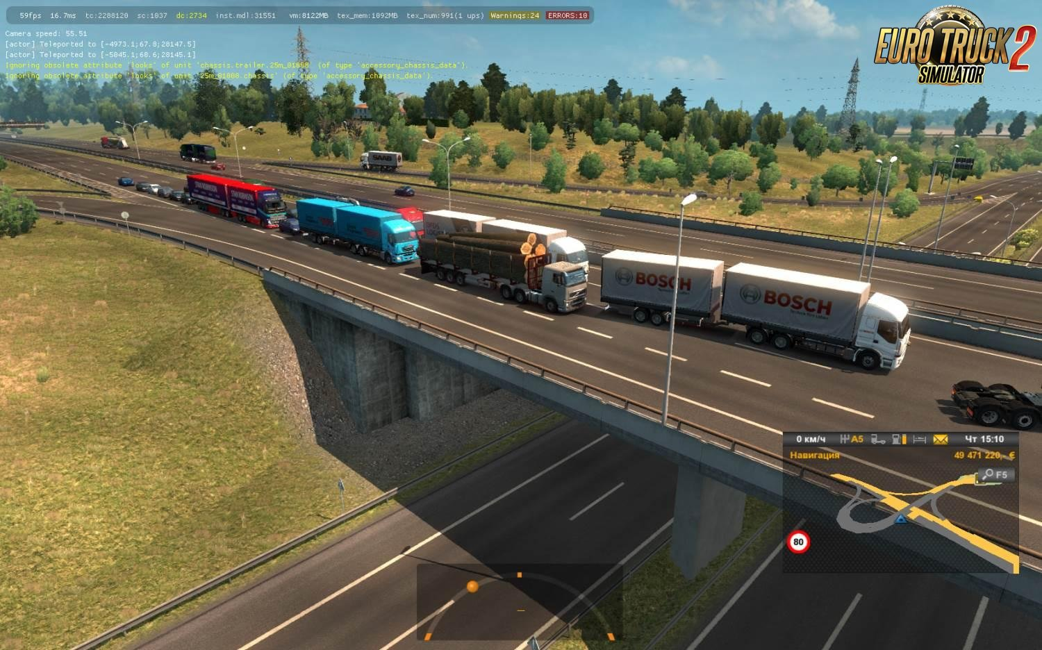 Ai Traffic Tandem Combos Pack v4.0 by Solaris36