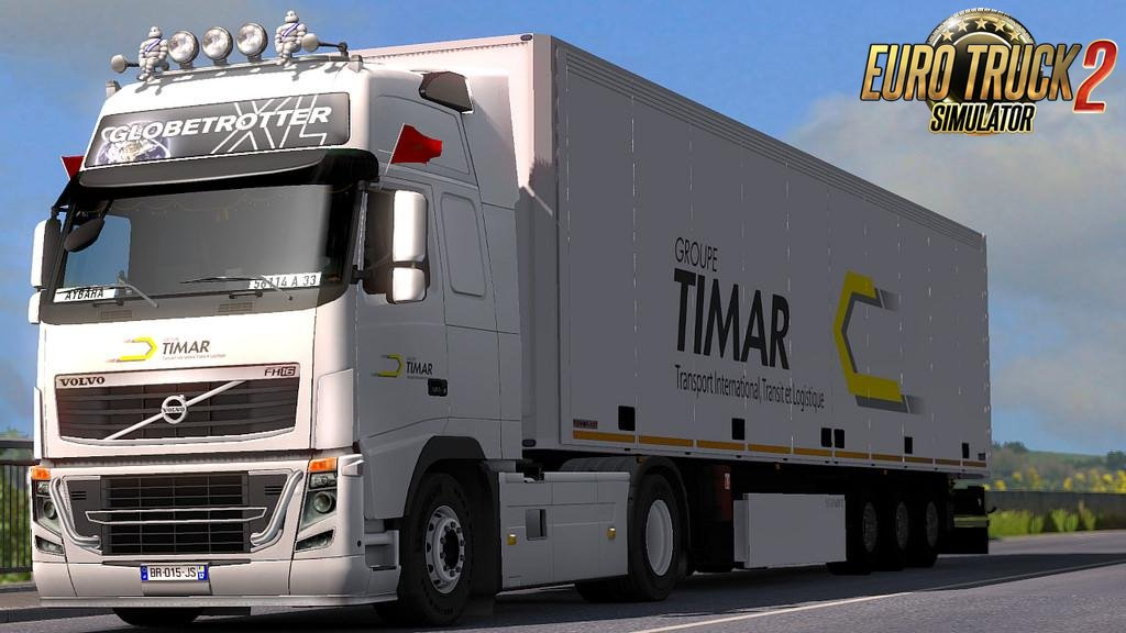 ComboSkin Group Timar Afriqa for Ets2 [1.31.x]