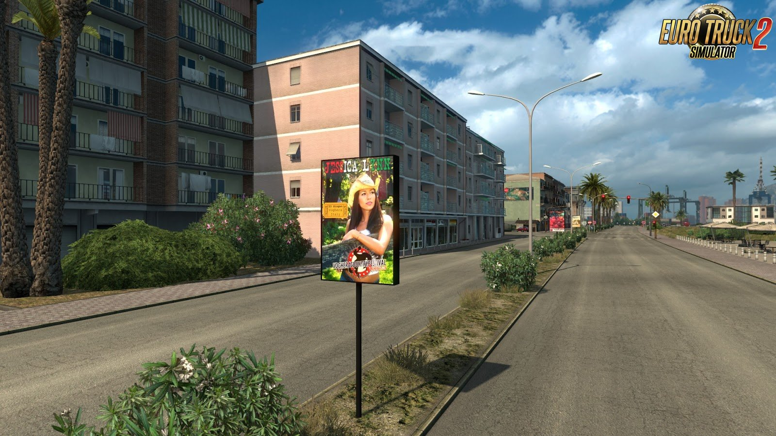 Real Advertisements v1.2 for Ets2