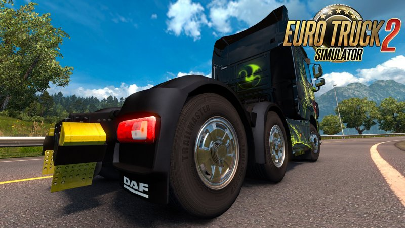 Dragon Truck Design Pack DLC