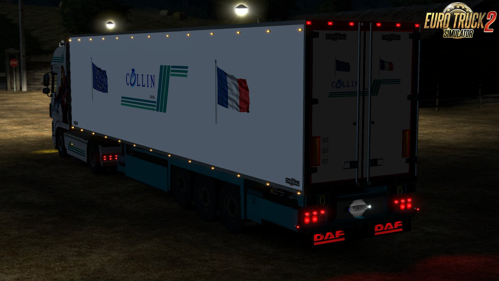 Trailer Chereau v1.32 (Only purchasable)