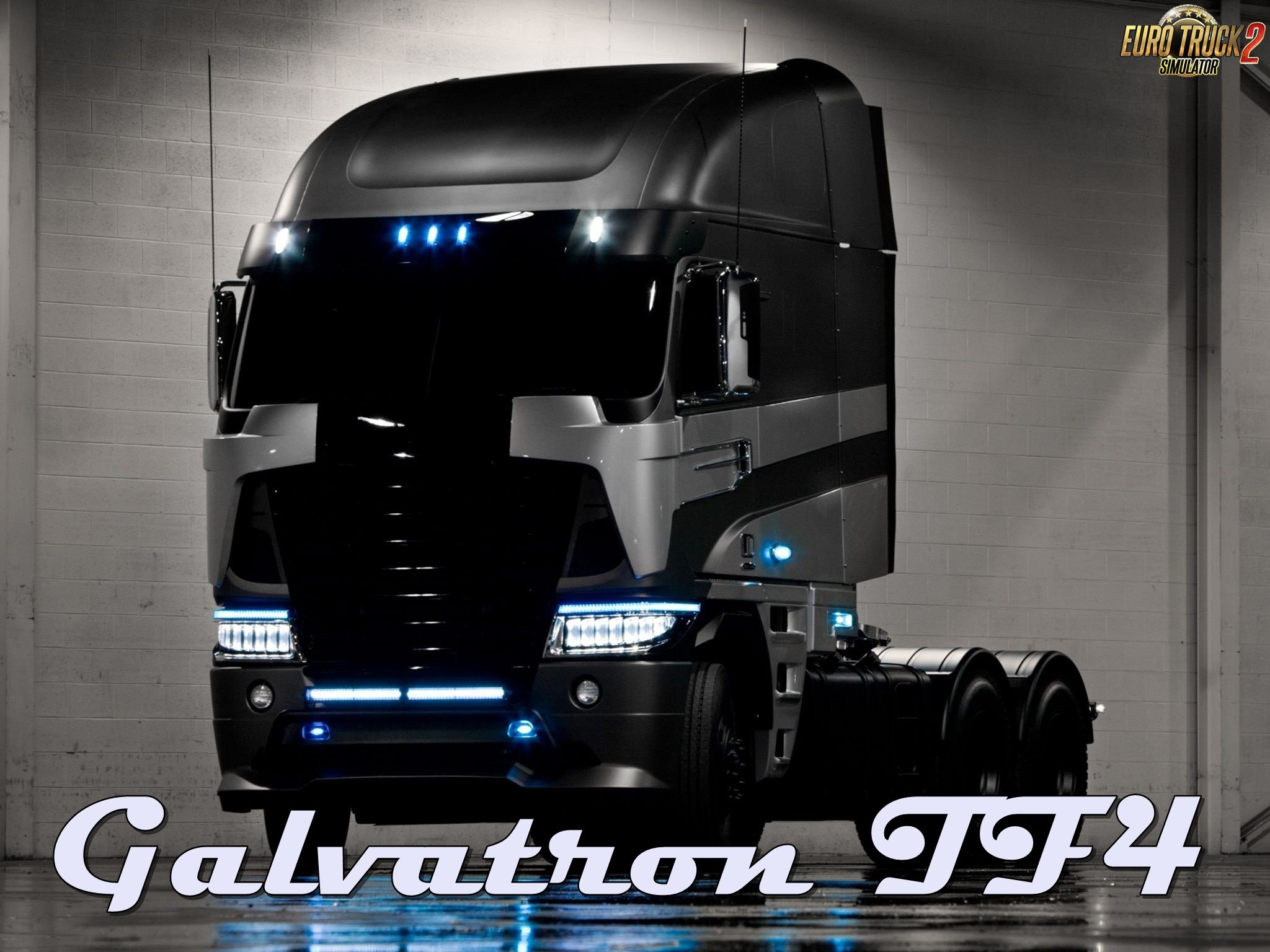 Truck Galvatron TF4 v1.0 for Ets2