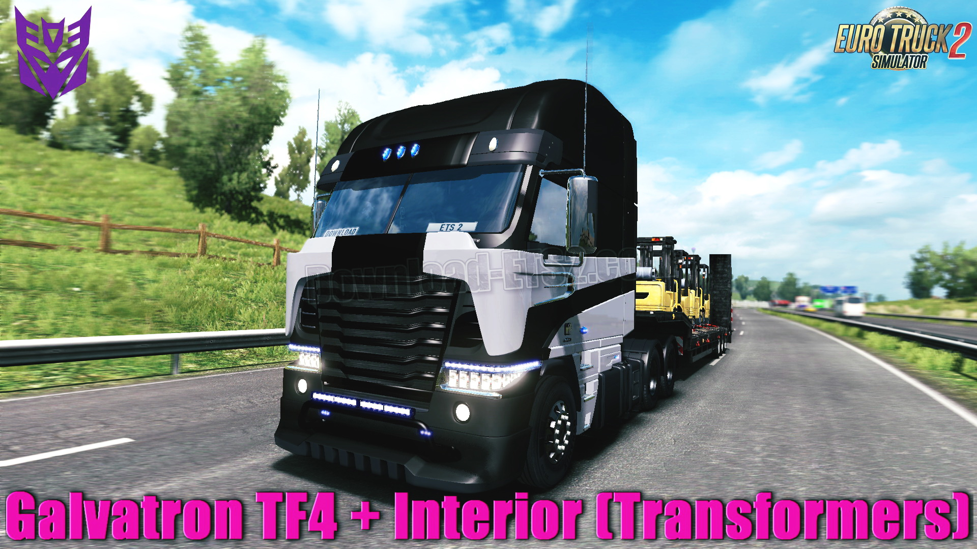 Galvatron TF4 + Interior (Transformers Edition) (1.32.x)