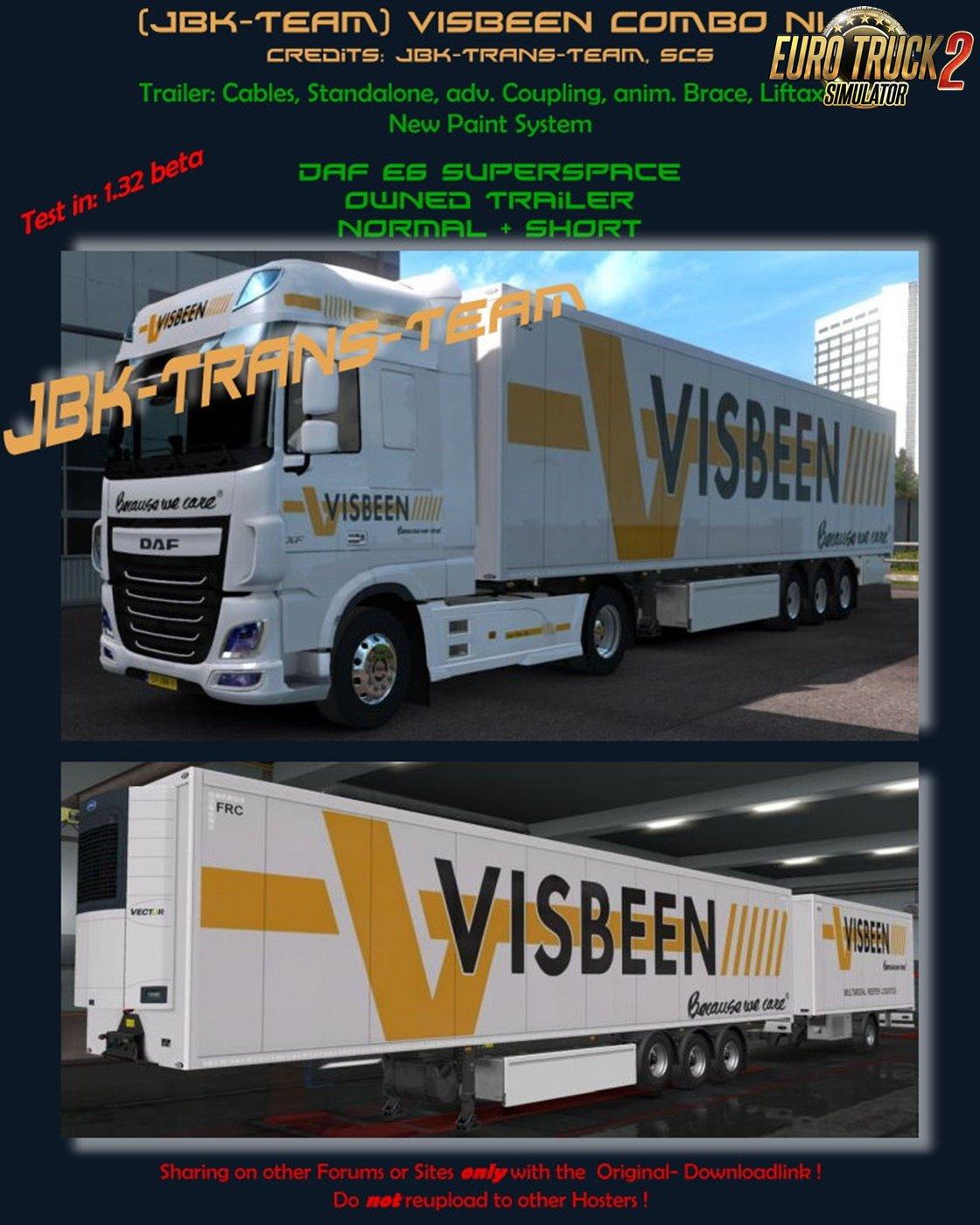 JBK Visbeen Combo NL [1.32)