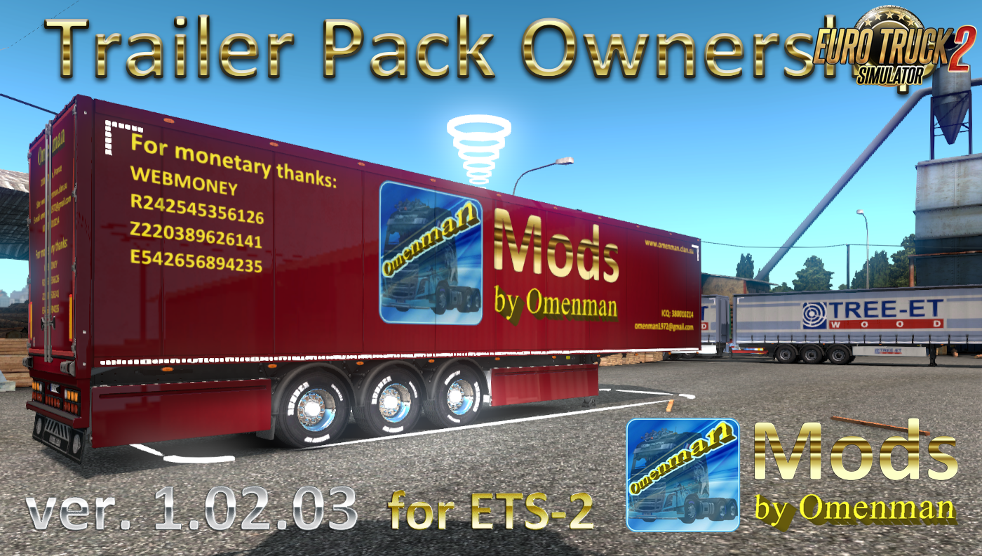 Trailer Ownership v.1.02.03 by Omenman [1.32.x]