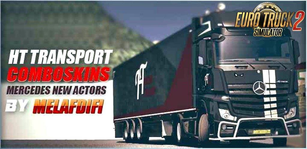 Combo Skins HT Transport by Melafdifi