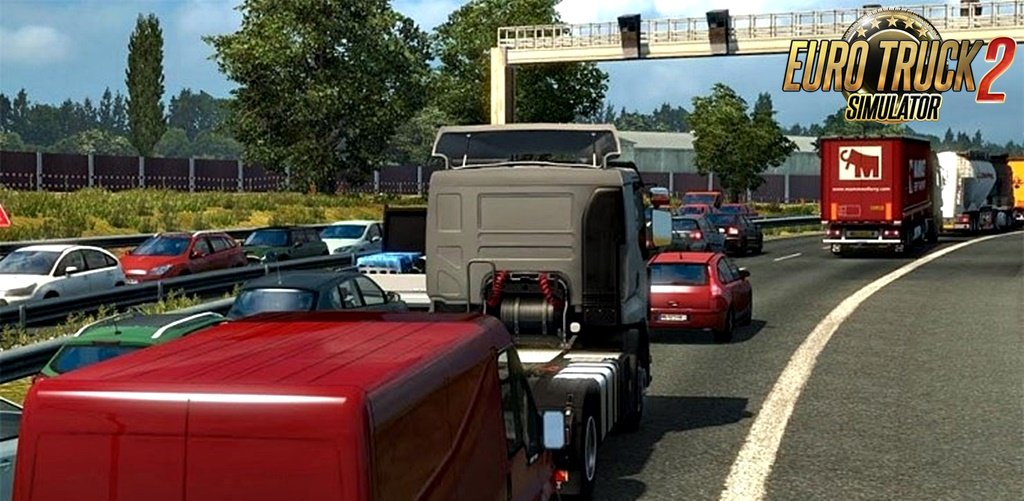 Hard Traffic Jam for All Versions-Update [1.32.x]