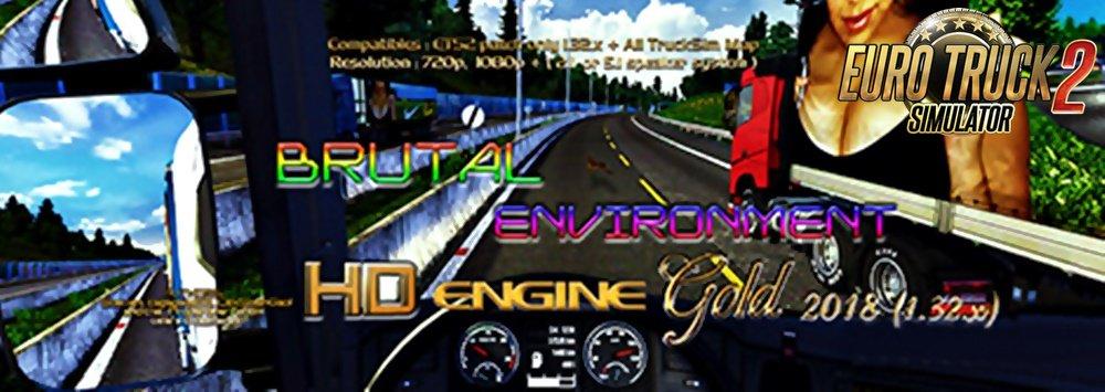 Brutal Environmet HD SND Engine GOLD [1 32x]
