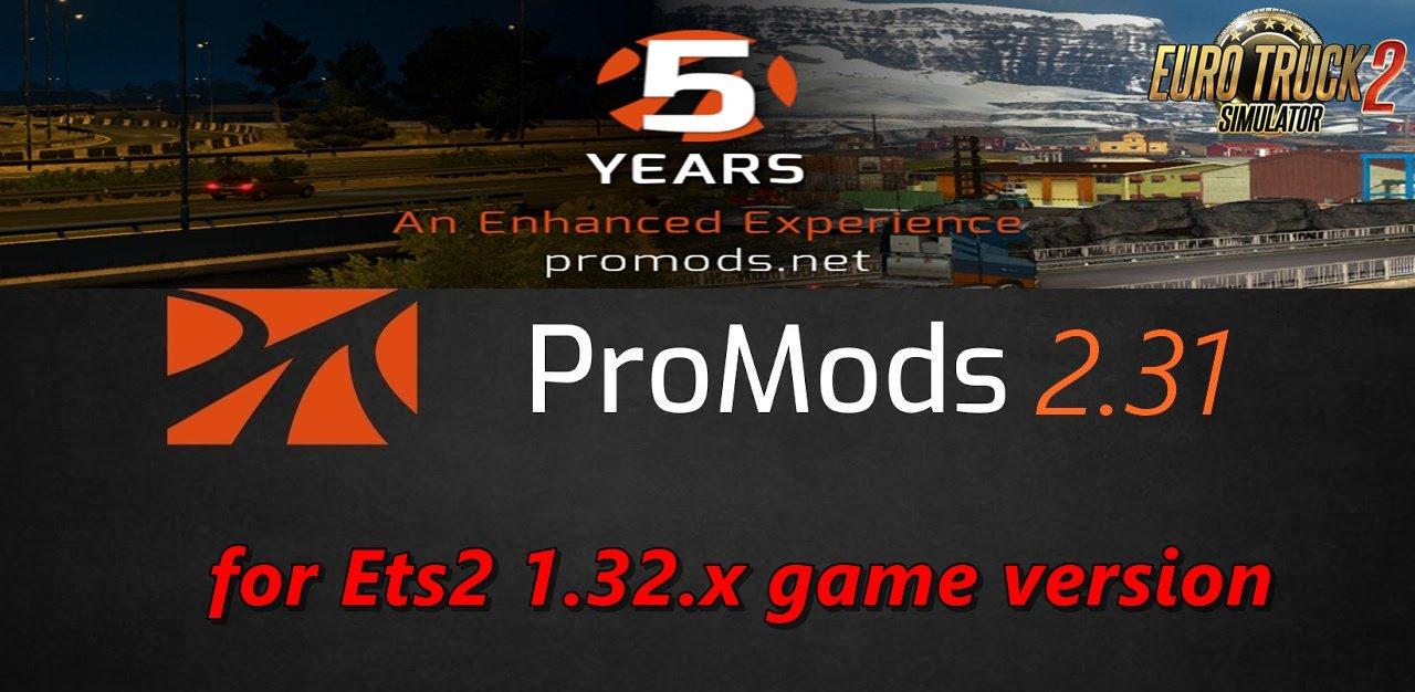 ProMods 2.31 [1.32.x]