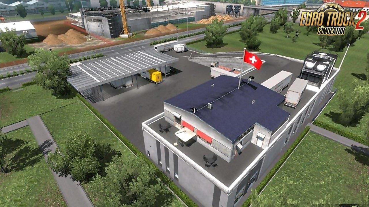 Warehouse in Berlin by DkCH