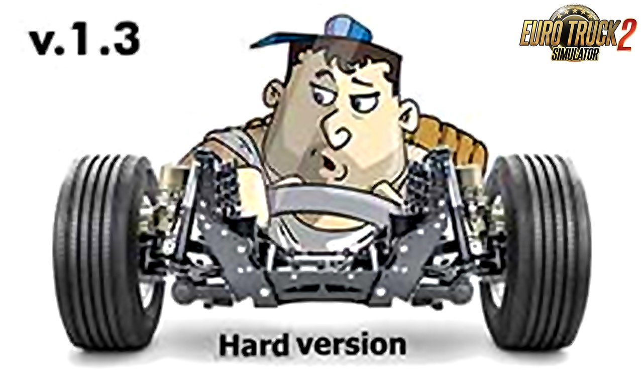 TT Truck and Driver Physics v1.3 Hard for Ets2
