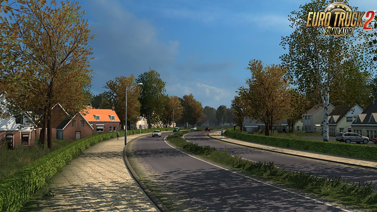 Early Autumn Weather Mod v6.1 by Grimes (1.37.x)