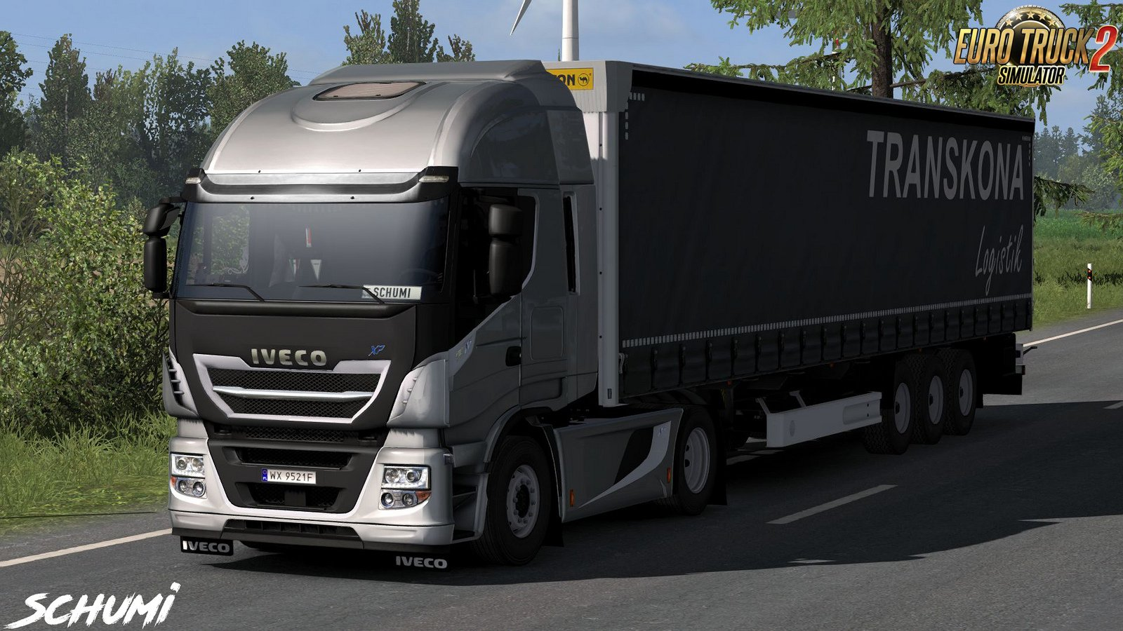 Iveco Hi-Way Reworked v2.8 by Schumi (1.37.x)