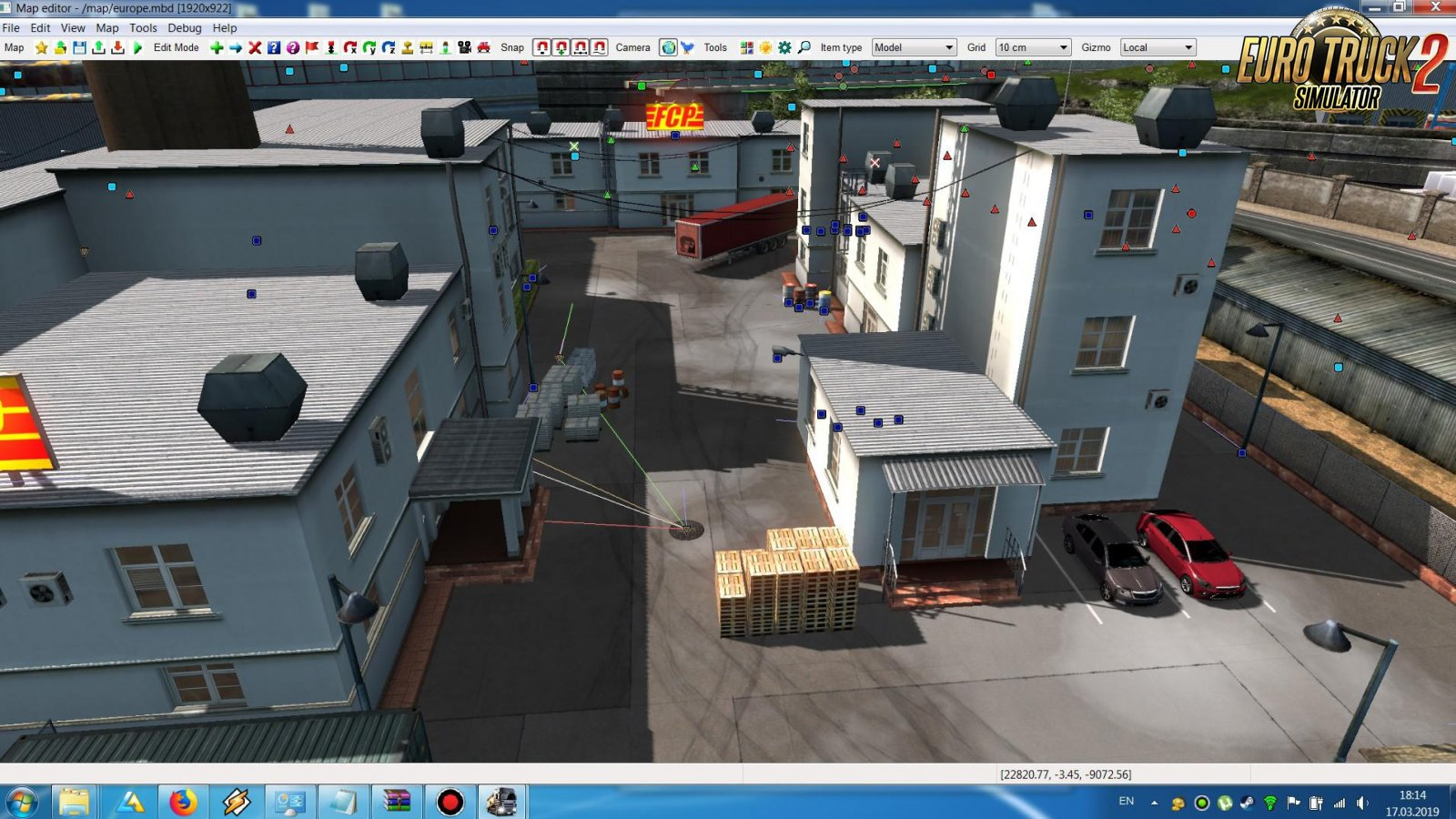 Real Parking Difficulties Mod v0.6b (1.36.x)