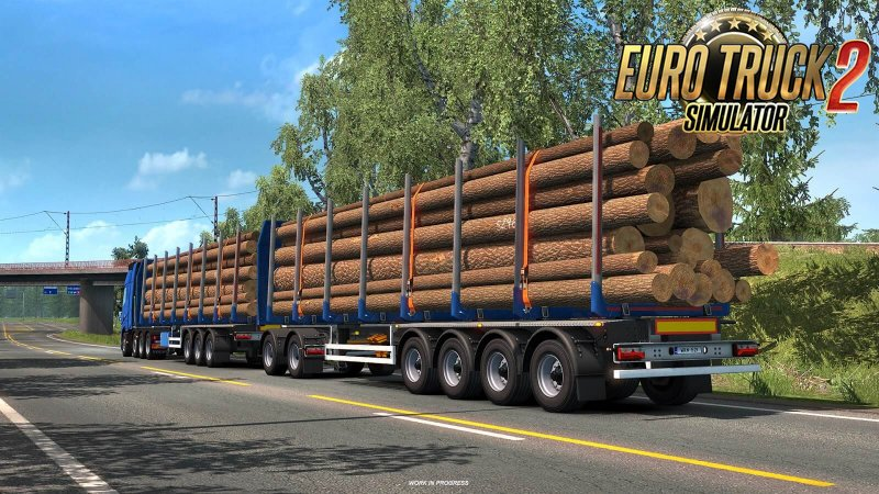 Trailer News for ETS2 by SCS Software