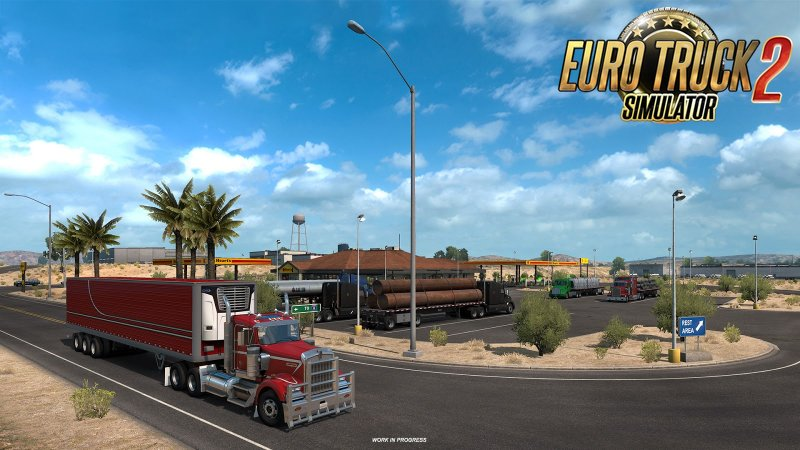 New Road Connections for ETS2 and ATS