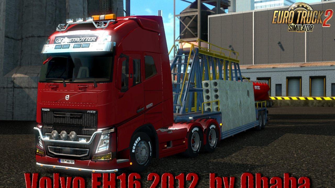 Volvo FH16 2012 v24.03r by Ohaha (1.37.x)