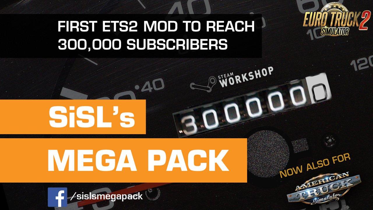 SiSLs Mega Pack Accesories v3.2 by SiSL (1.39.x)