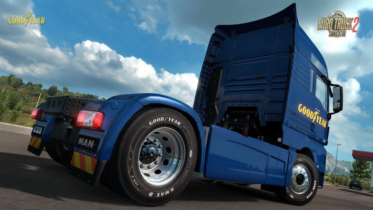 Euro truck simulator 2 - goodyear tyres pack download free download