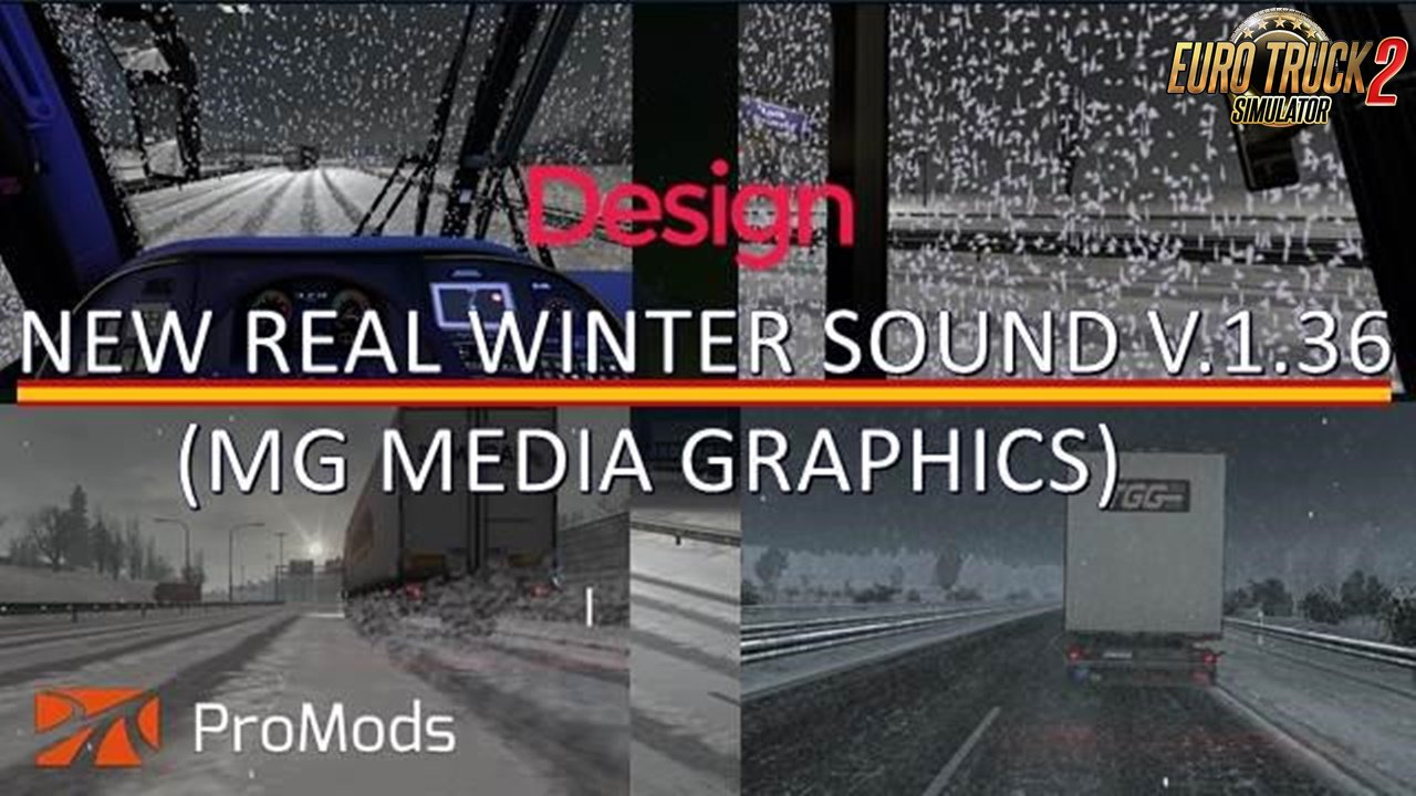 New Real Winter Sound v.1.36 by Mg Media Graphics