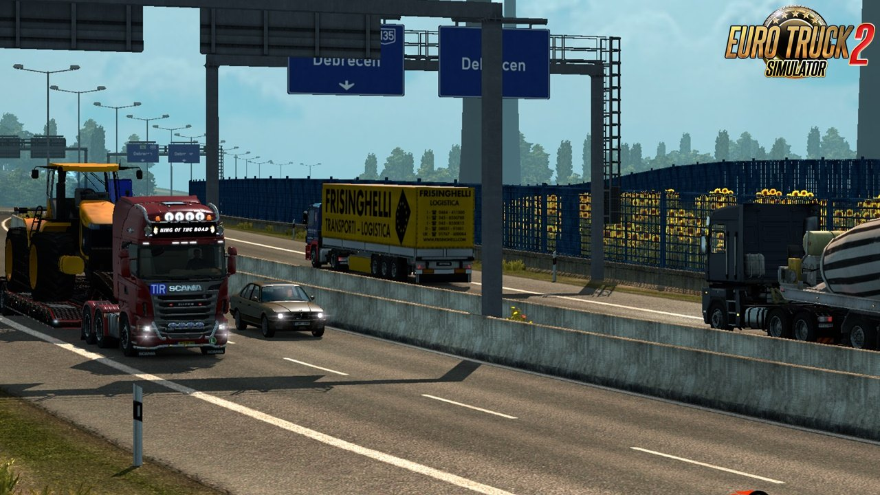 Sound pack for all trucks v2.2 (1.36.x)