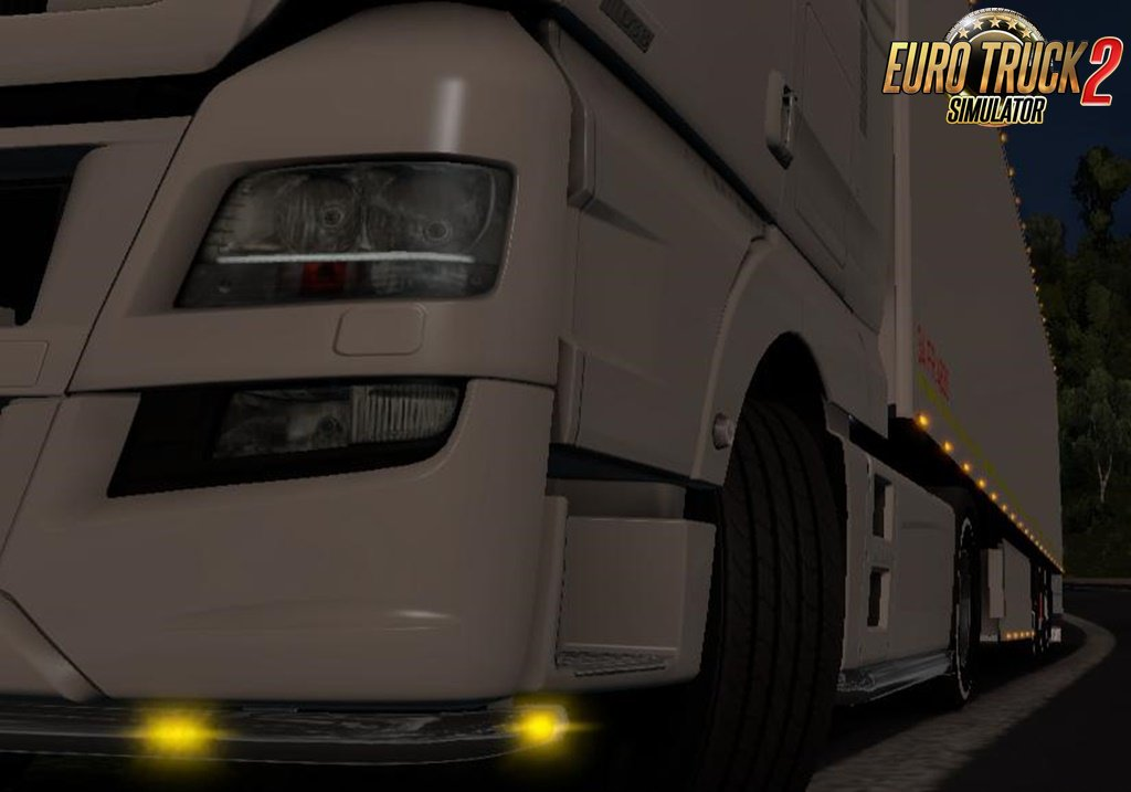 Colors Light LED for Ets2