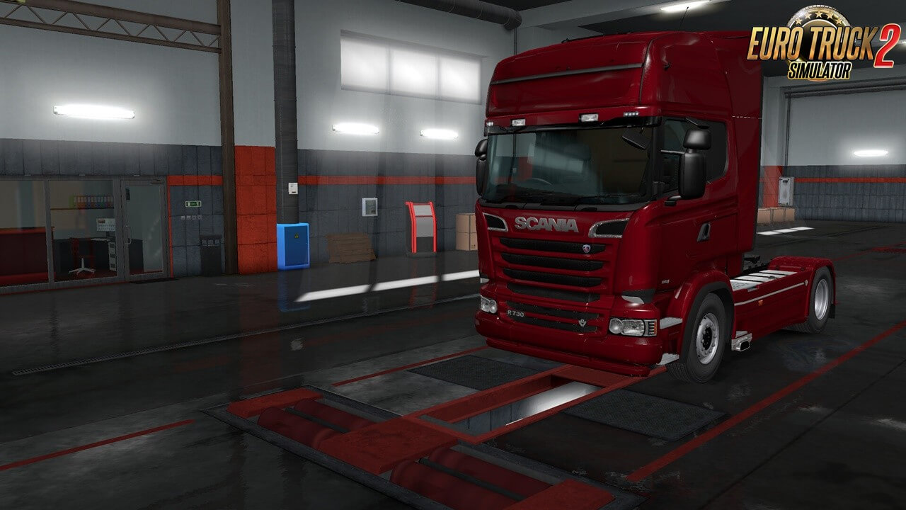 Old Heavy Bumper Addon for Scania P/G/R/T v1.0