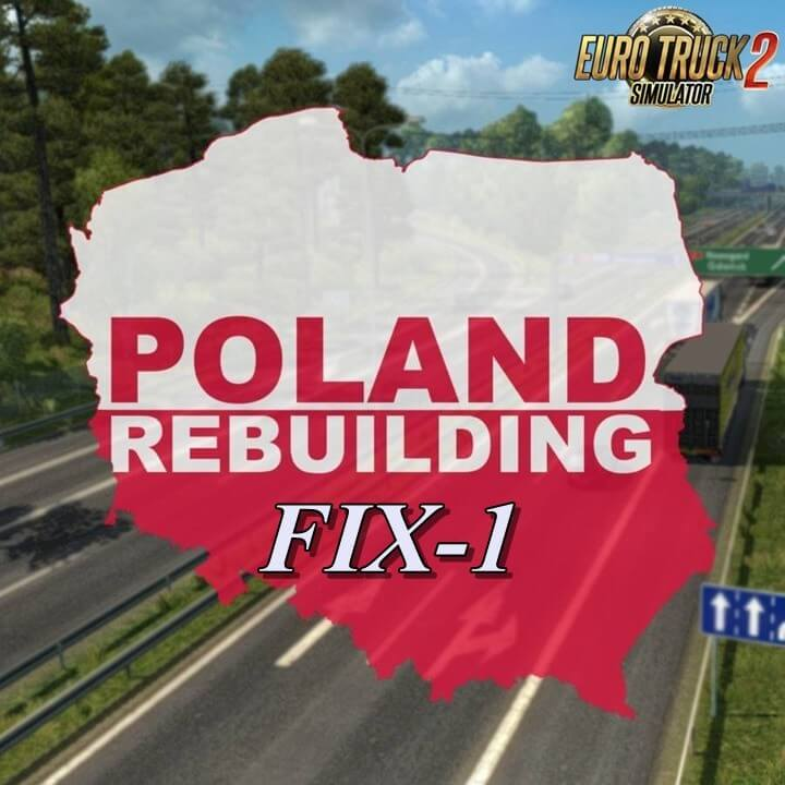 Poland Rebuilding Map v2.4.1-Fix 1 (1.36.x)