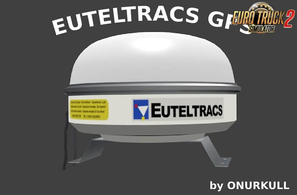 Euteltracs GPS v1.0 for Ets2 [1.36.x]