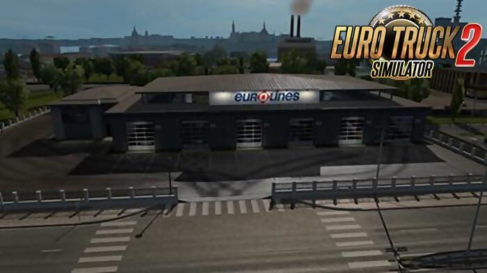 Eurolines Garage Mod (1.36.x)