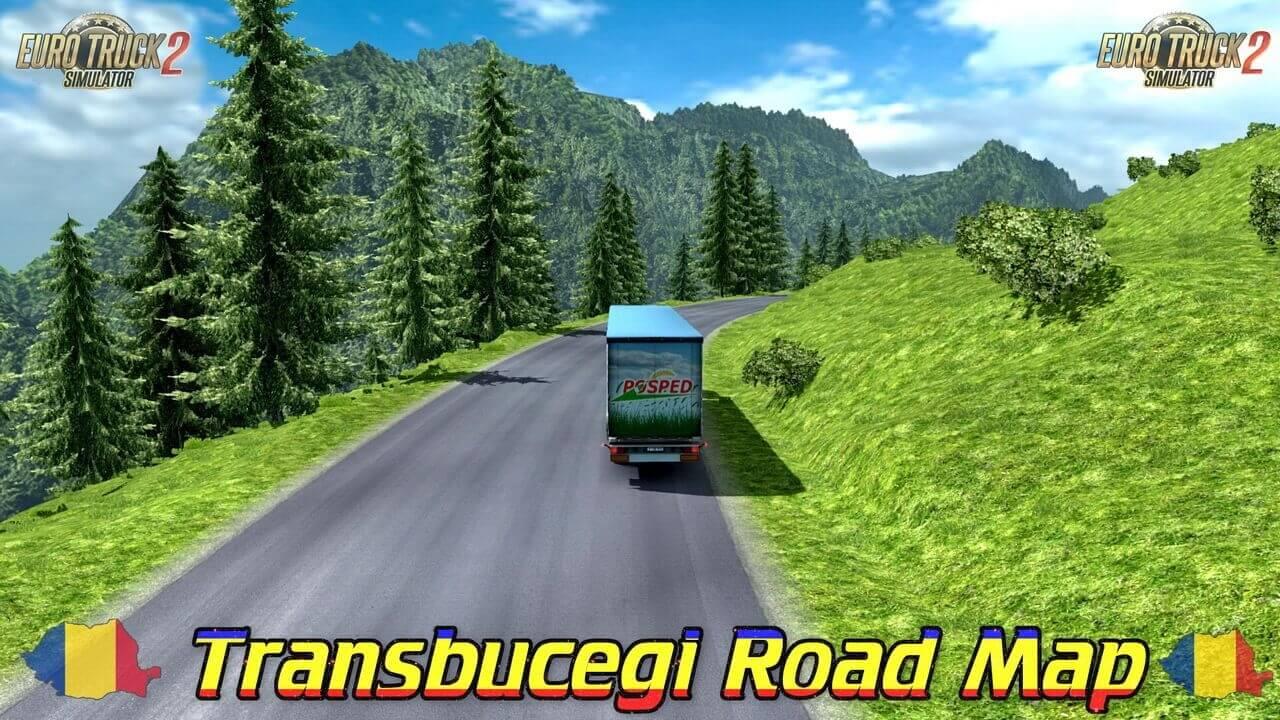 Transbucegi Road Map v1.0 by Traian (1.36.x)