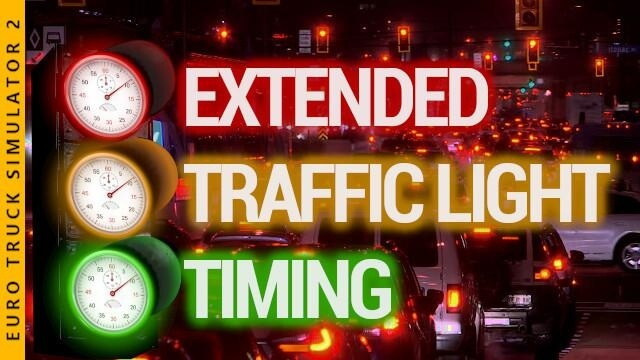 Extended Traffic Light Timing v1.0 (1.36.x)