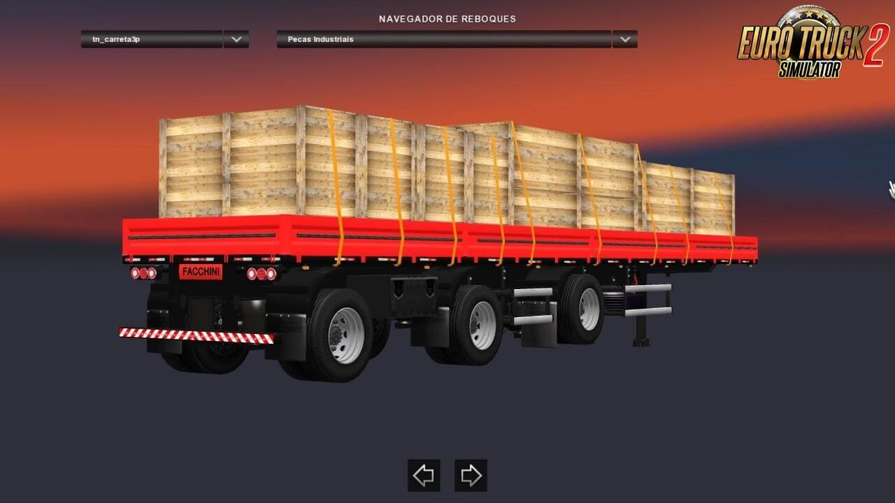 Bulk Carrier Trailer Pack