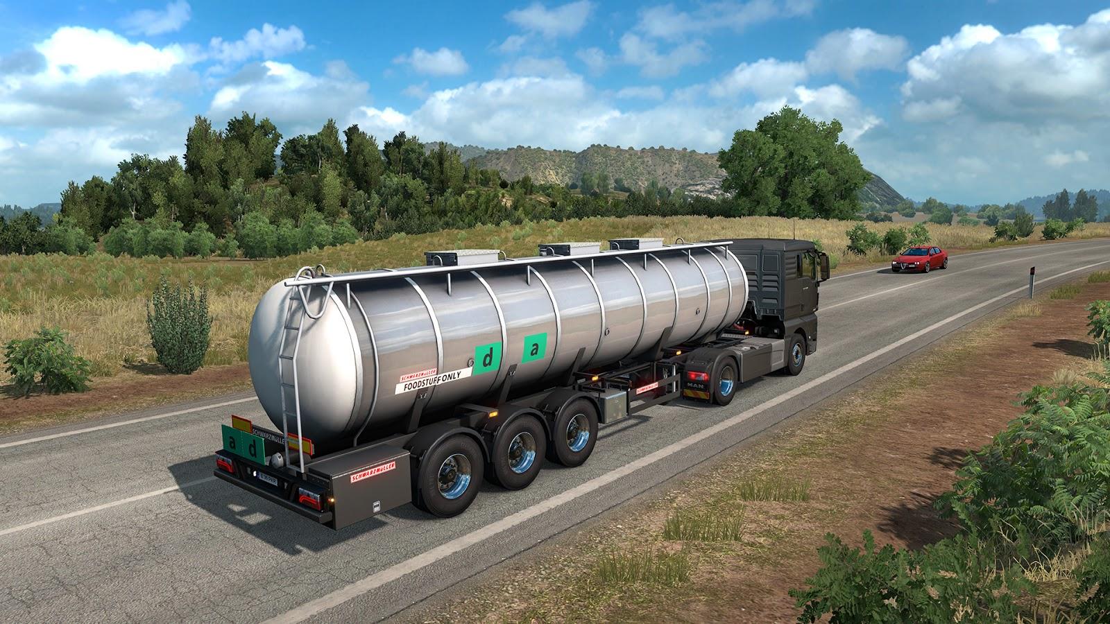 Euro Truck Simulator 2 Update 1.37 Open Beta Released