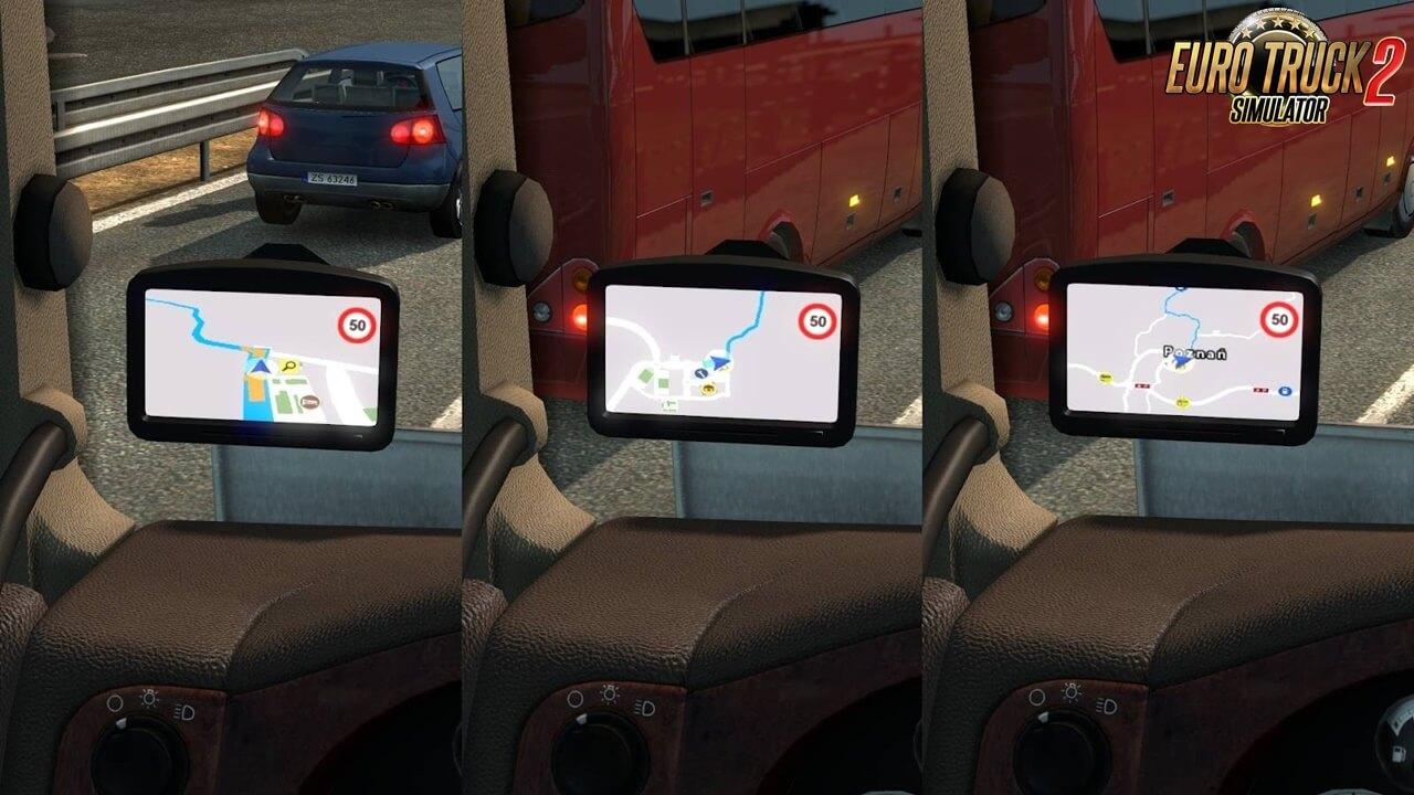 Google Maps Navigation for ProMods v2.4 (1.36.x)