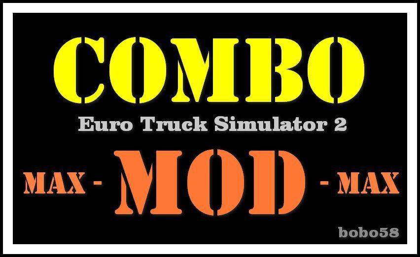 Combined Mod v1.0 by bobo58 (1.37.x)