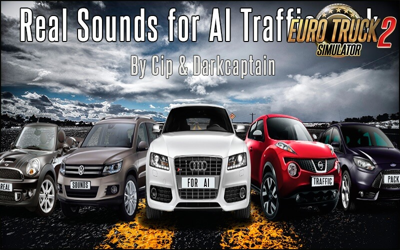 Real Sounds for Ai Traffic Pack by Jazzycat v1.0 (1.36.x)