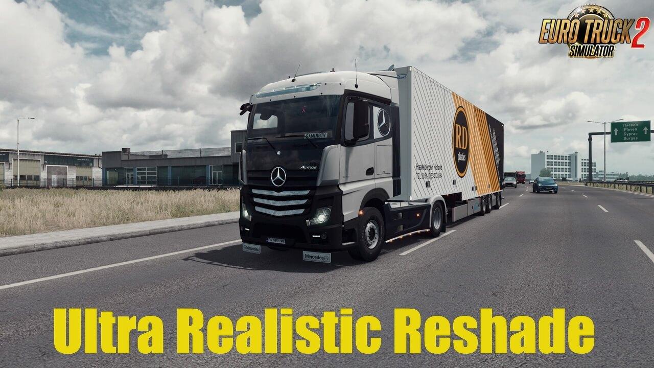 Ultra Realistic Reshade v1.0 (1.37.x)
