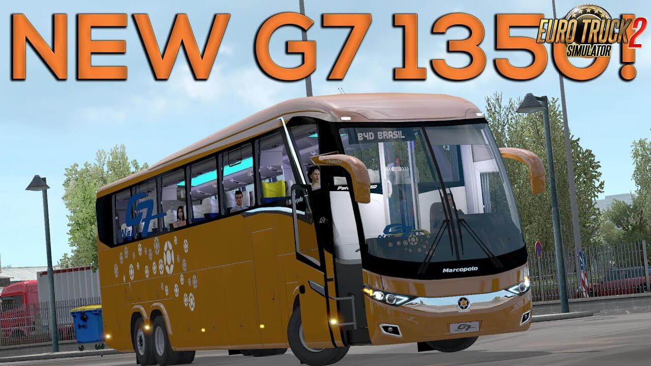 Marcopolo Paradiso 1350 New G7 v1.5 (1.36.x)